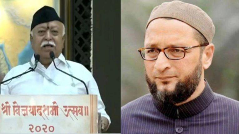 Dont get me wrong Asaduddin Owaisis criticism of Sarsanghchalak Mohan Bhagwat