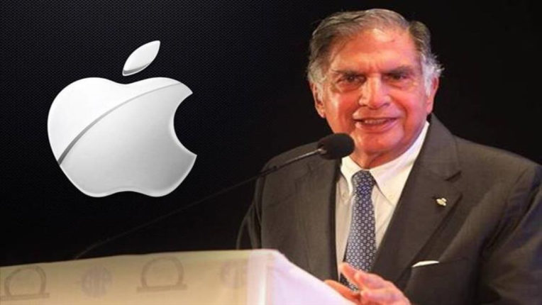 tata group to invest 5000 crore rupees to set up phone component plant for apple in tamilnadu