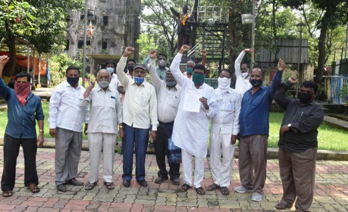 rpi protest against hathras incident
