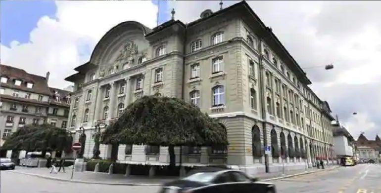 स्विस बँकेत भारतीयांचे 20,700 कोटी जमा; कोरोना काळातही मोठी वाढ
