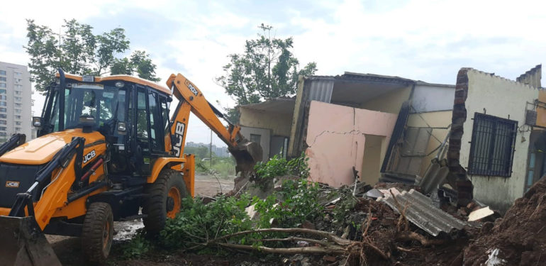 titwala demolition