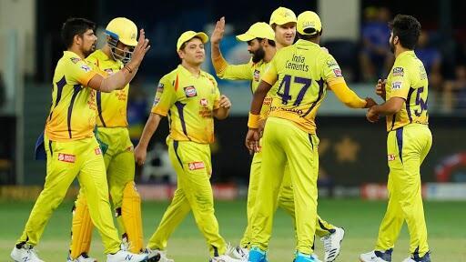 IPL 2020: चेन्नई सुपर किंग्ज संघाचा सनरायझर्स हैदराबादवर  २० धावांनी विजय