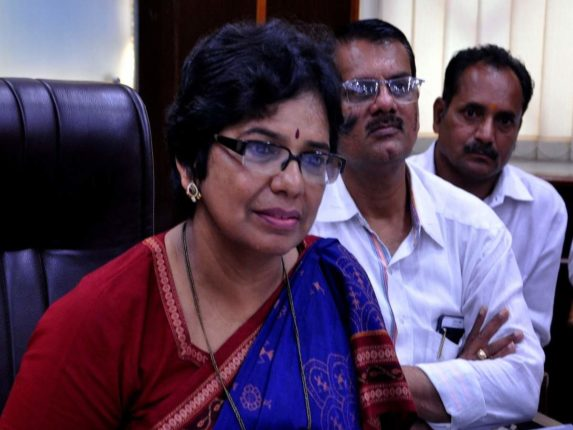 BJP criticizes the government for not taking strong action against atrocities against women
