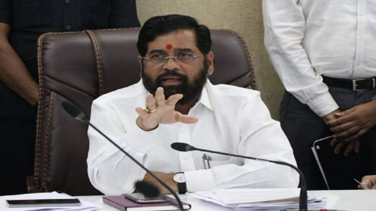 It is the responsibility of the state government to get reservation for the Maratha community, no one should do politics: Eknath Shinde