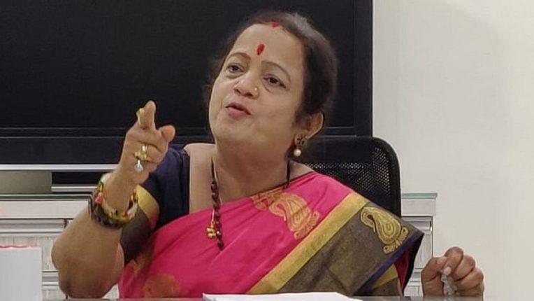 Mumbai Mayor kishori pendnaekar