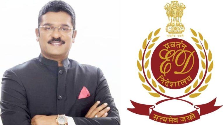 Supreme Court seeks relief from Shiv Sena MLA Pratap Saranaik in money laundering case