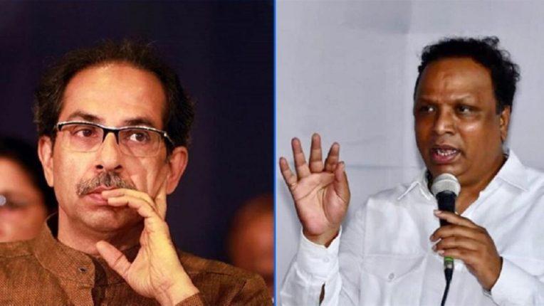 महाराष्ट्र राज्याचे मुख्यमंत्री उद्धव ठाकरे (महाविकास आघाडी सरकार) विरुद्ध भाजप आमदार आणि वरिष्ठ नेते आशीष शेलार