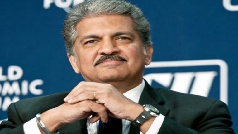 Anand Mahindra liked the native jugaad to escape from the corona; Video shared with appreciation