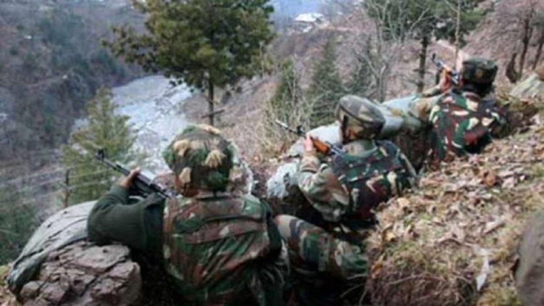 The great performance of the Indian Army on the eve of Diwali; Surrender of the rebel leader in the wanted list
