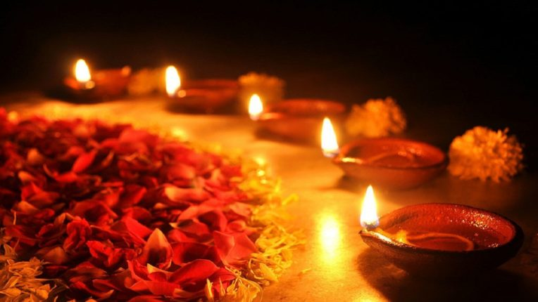 Diwali is also celebrated in a modern way in rural areas; Out of date