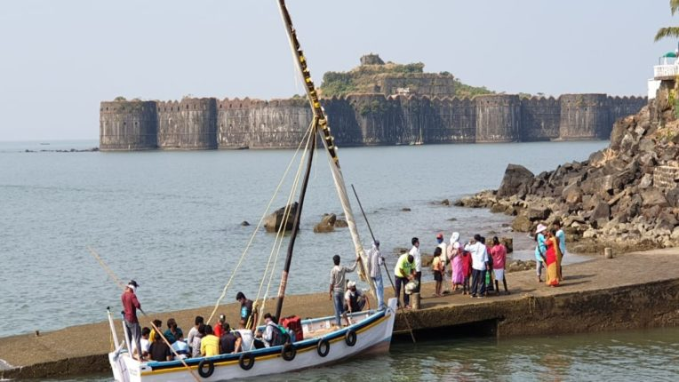 Traffic on the well known historic Janjira fort starts from today