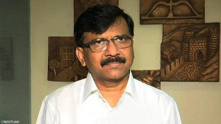 BJPs orange flag is fake Sanjay Rauts harsh criticism
