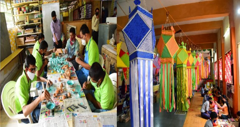 दिव्यांग विद्यार्थ्यांनी केलेल्या वस्तूंची ९ ते ११ नोव्हेंबर 'जि.प.'त विक्री : मुख्य कार्यकारी अधिकारी अमन मित्तल
