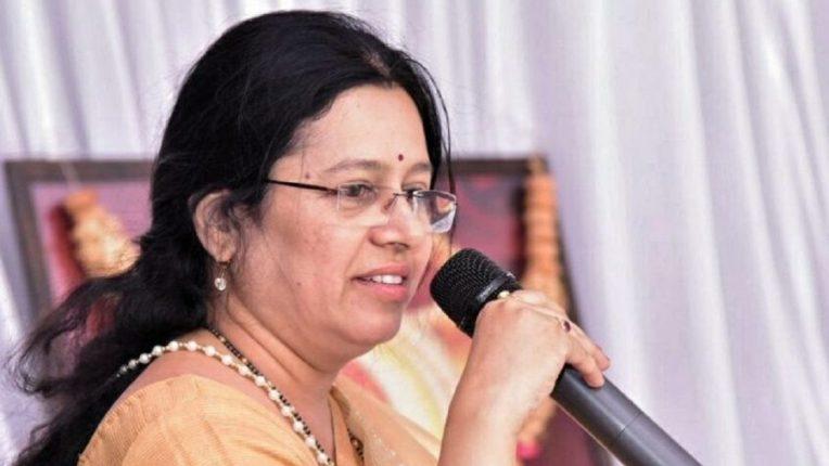 Dissatisfaction in BJP; Medha Kulkarni's revelation about leaving the party