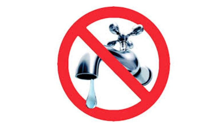no water supply in mumbai some areas as on 2nd and 3rd December says mcgm
