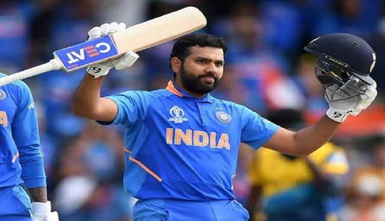 भारतीय नव्हे तर वेस्टइंडीजच्या 'या' खेळाडू सोबत होतेय रोहितच्या शतकाची तुलना