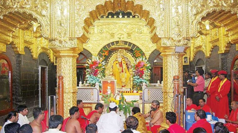 Sai Baba's Darshan of Shirdi will be available only if there is online booking; Sai Sansthan's appeal to come to Shirdi only if there is a booking
