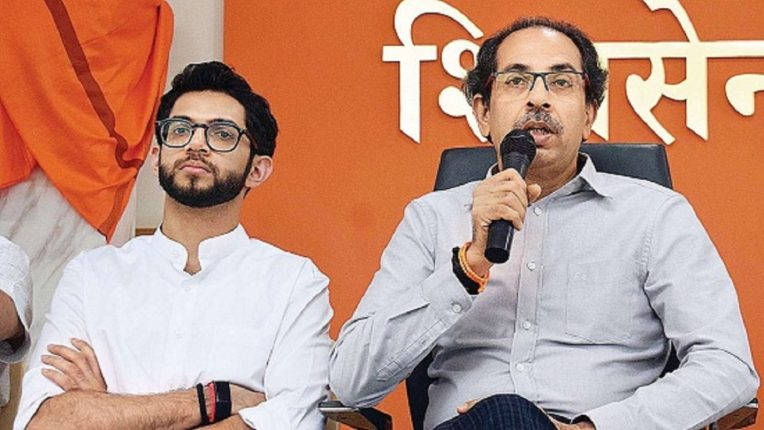 To run Thackeray's birth party; They were not born to run the state; BJP leader's harsh criticism