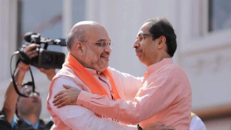 According to Amit Shah, the Mumbai Municipal Corporation had left power last time; BJP leader's assassination