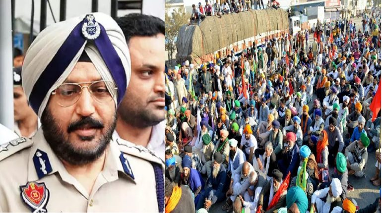 Farmers' agitation simmered, DIG of Punjab prisons Laxminder Singh Jakhar resigned to support the agitation