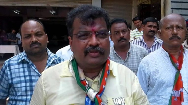 Everyone will now come forward to take credit for the development work, said MLA Ravindra Chavan