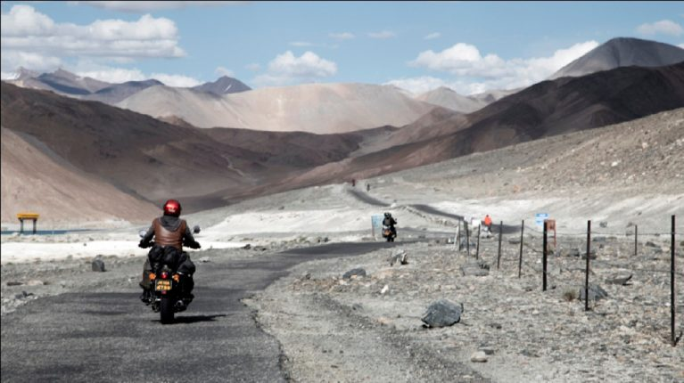 This young man has traveled 1 lakh km by bike in 2 years