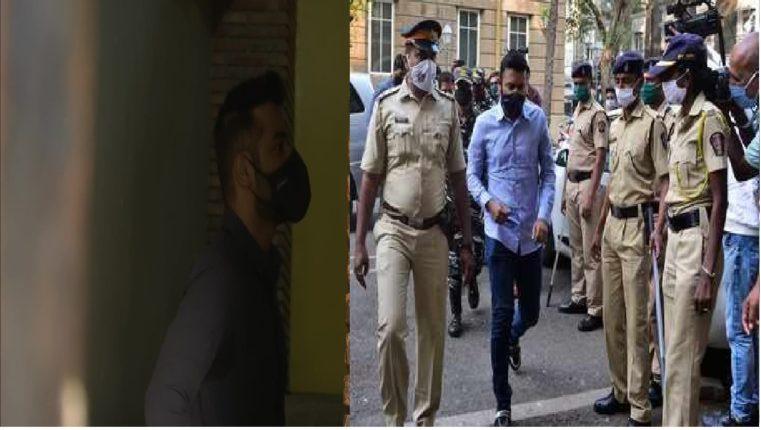 Vihang Saranaik has been admitted to the ED office