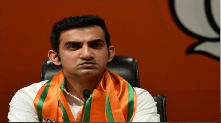 Gautam Gambhir's initiative won the hearts of common people, you will get a meal for Rs. 1 in 'Jana Rasoi'