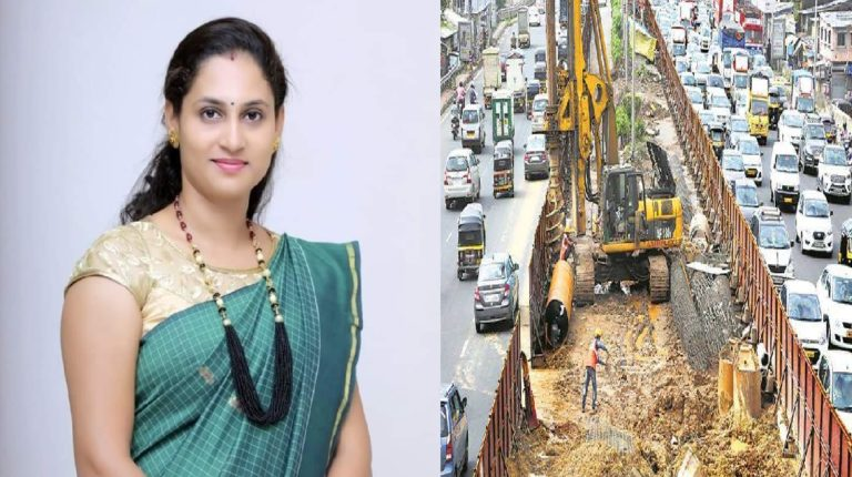 Will the municipal administration implement the metro plot? Question from BJP corporator Archana Manera nrsj