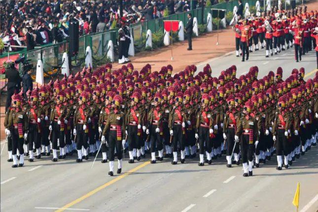 150 corona positive thousands quarantined in Delhi for Republic Day parade