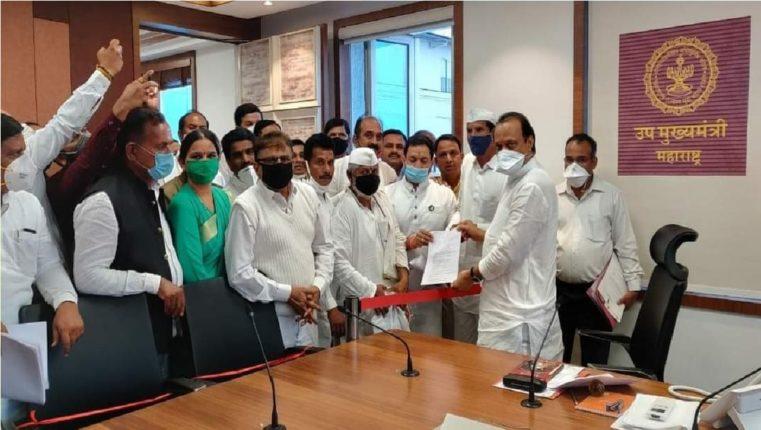 Success to follow up of Maval MLA Sunil Shelke, notification to transform Dehugaon Gram Panchayat into Nagar Panchayat
