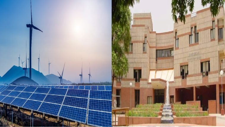 Establishment of 'Department of Sustainable Energy Engineering' at IIT Kanpur, becomes first IIT