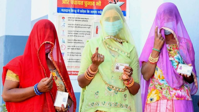 In Rajasthan Panchayat elections, BJP is in the lead and Congress is behind. Will the BJP maintain the lead?