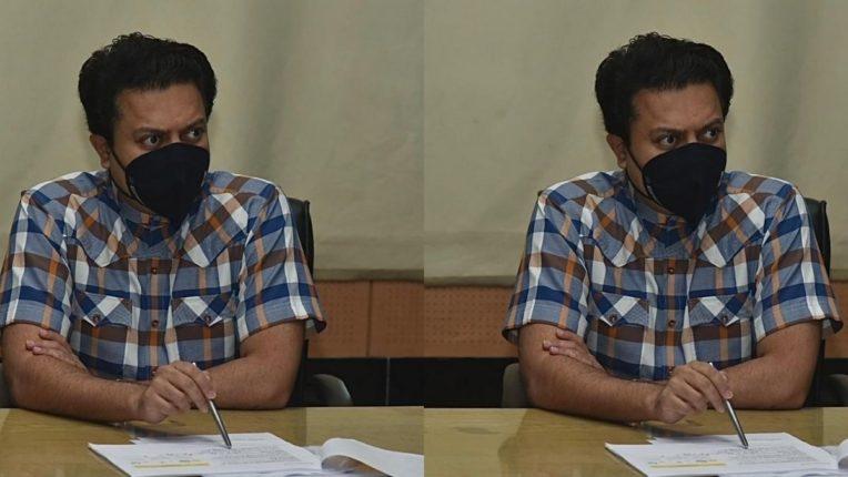 महाराष्ट्र राज्य सांस्कृतिक कार्य मंत्री अमित देशमुख