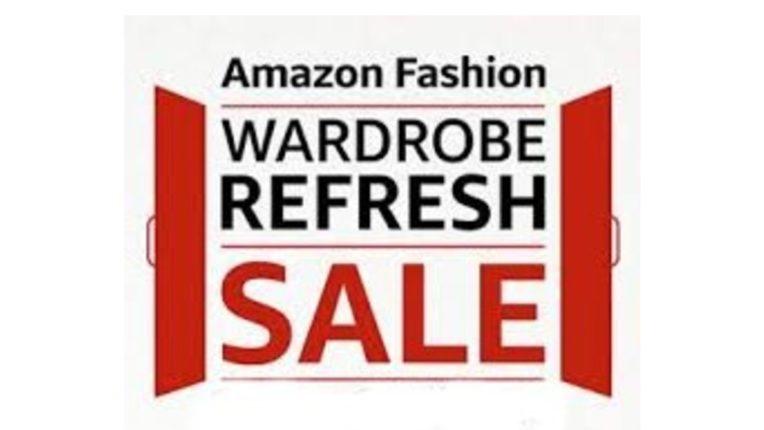 Amazon Fashion's biggest fashion grand event wardrobe refresh sale back again