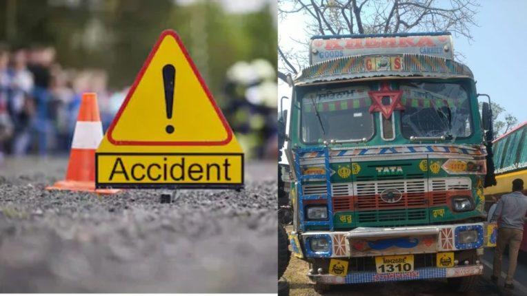 सालोड परिसरात विचित्र अपघातात 3 जण जखमी
