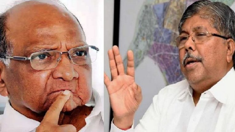 The Agriculture Act passed by the Center will not be repealed; Chandrakant Patil's direct reply to Sharad Pawar