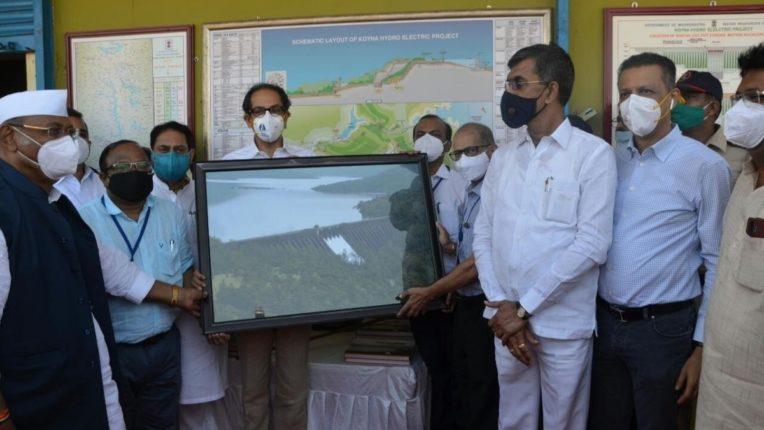 कोयना जलविद्युत प्रकल्पाच्या आधुनिकीकरणासाठी सर्वतोपरी मदत करणार- मुख्यमंत्री उद्धव ठाकरे