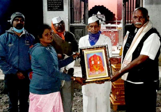 अयोध्येतील राम मंदिर लोकवर्गणीतून उभे राहणार; राज्याचे निधी संकलन अभियान प्रमुख शंकर गायकर यांची माहिती