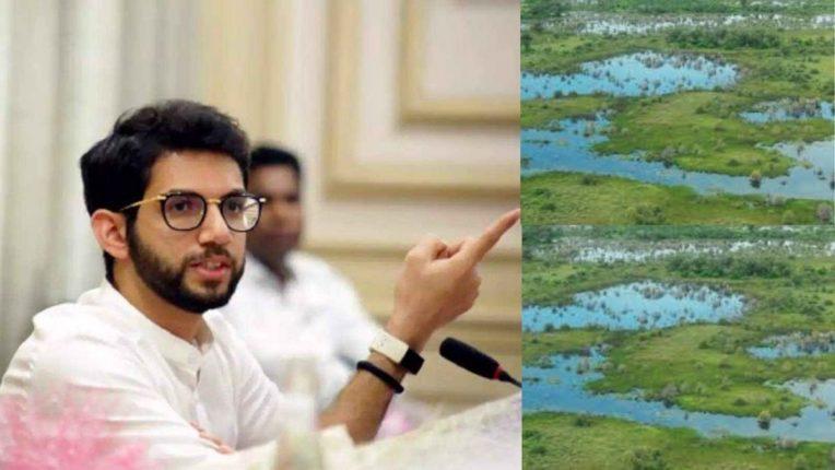 महाराष्ट्राचे पर्यावरण मंत्री आदित्य ठाकरे