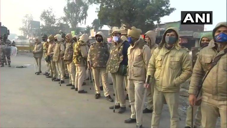सिंघूर सीमेवरील दोन वरिष्ठ पोलीस अधिकाऱ्यांना कोरोनाचे संक्रमण