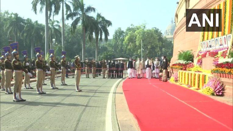 संसदेवरील हल्ला विसरणार नाही-पंतप्रधान मोदी
