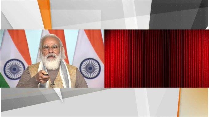 दिल्लीत सुरु झाली देशातील पहिली 'ड्रायव्हरलेस' मेट्रो ; पंतप्रधानांनी दाखवला हिरवा झेंडा