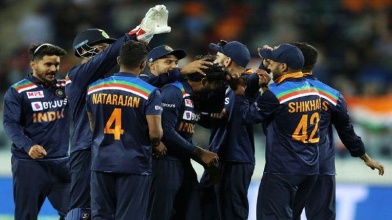 Team India kept the shame; In the third ODI, Australia lost