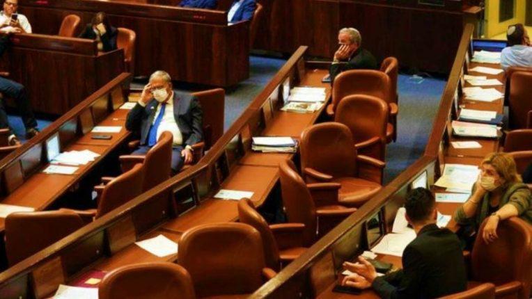 नेतान्याहू सरकार पडले : २ वर्षात इस्रायलमध्ये चौथी निवडणूक होणार आहे, युती सरकार फक्त ७ महिने टिकले