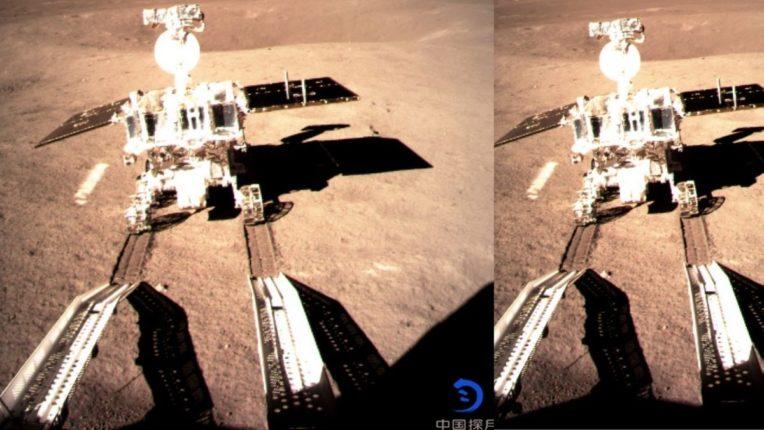 चीनने चांग-ई ५ अंतराळयान