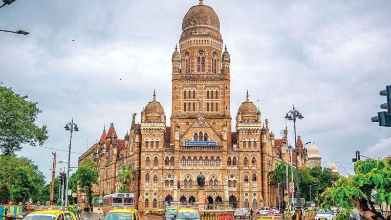 मुंबई महापालिका इमारत