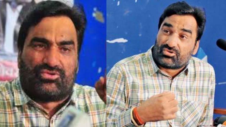 राष्ट्रीय लोकतांत्रिक पार्टीचे संयोजक आणि नागौरचे खासदार हनुमान बेनीवाल (राजस्थान)