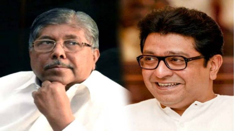 BJP in search of new home; Chandrakant Patil's attempt to strangle MNS president Raj Thackeray