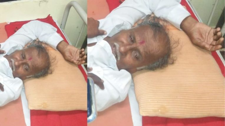 सेलू तालुक्यातील अपघातात जखमी झालेला वृद्ध